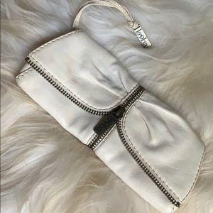 Kooba Zipper Clutch Handbag